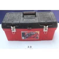 pvc gereedschapskoffer FACOM met inhoud