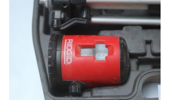 laser RIDGID micro DL-100, werking niet gekend