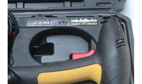 schietpistool POWERPLUS POWX1370, werking niet gekend