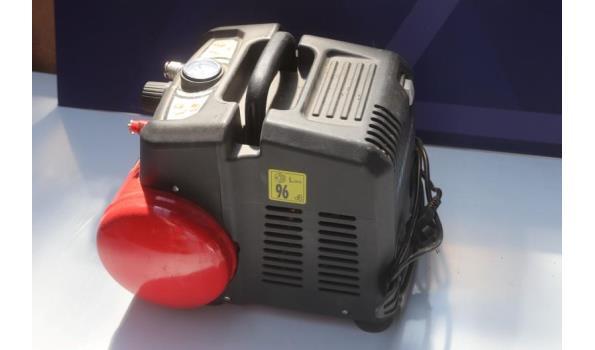 compressor CRIKO eza-1506cw, bj 2018, werking niet gekend