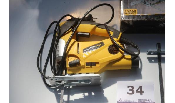 wipzaag POWER PLUS X0330, 650w, werking niet gekend