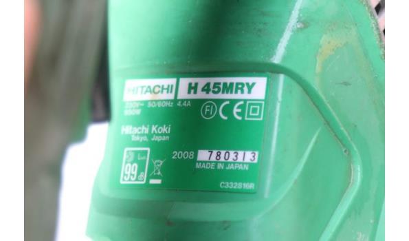 boor/breekhamer HITACHI H45MRY, 950w, werking niet gekend