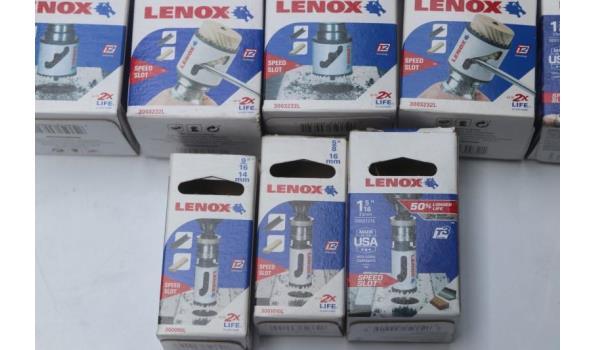 11 diverse gatenzagen LENNOX
