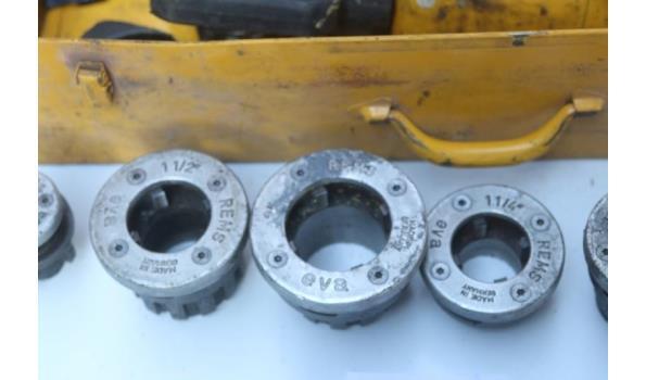 draadsnijmachine REMS Amigo, werking niet gekend