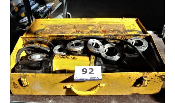 draadsnijmachine AMIGO 2, werking niet gekend