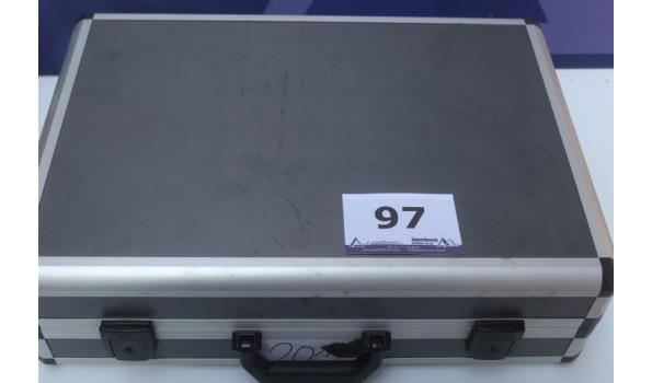 verwarmings onderhoudskoffer
