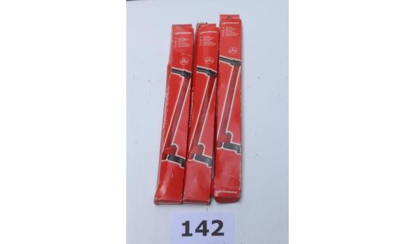 3 lavabomoersleutels ROTHENBERGER 7,0228