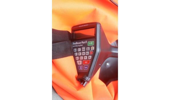 afstands/volumemeter GIGIROLLER Plus II, werking niet gekend