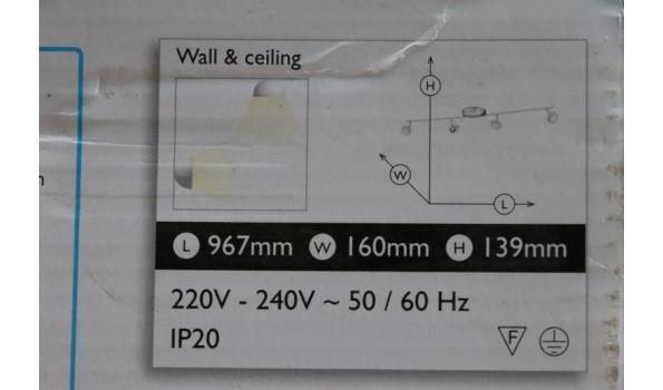 led plafondverlichting PHILIPS, myLiving