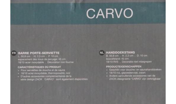 handdoekhouder ZACK, Carvo
