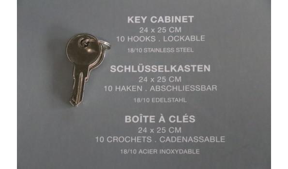 sleutelkastje ZACK, Certo