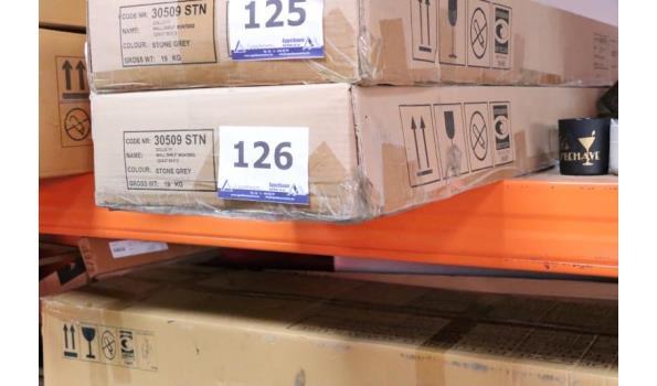 wandboekenplank, plm 120cm