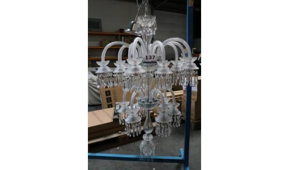 design plafonluster, h plm 145cm diam plm 80cm