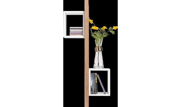 wandboekenplank, afm plm 100cm