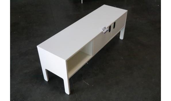 design tv-meubel, afm plm 137x40x150cm