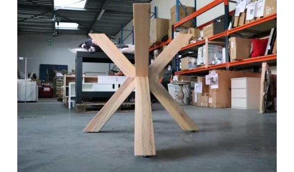 houten tafelpoot