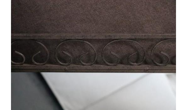2 wandspiegels, afm plm 98x45cm