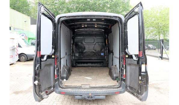 lichte vrachtwagen FORD TRANSIT, diesel, 1995cm³,77kW,1e inschr 05/01/17, chassisnr WF0XXXTTGXGS03992, 43743km, CO²-uitstoot ng, EURO6b, met kenteken DEEL I (DEEL II ontbreekt), gelijkvormigheidsattest,1sleutel,keuring tot 10/1/22,