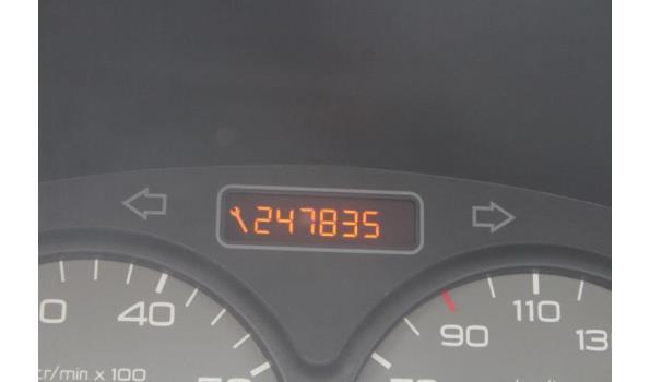 lichte vrachtwagen CITROEN BERLINGO, diesel, cm³ ng, kW ng, 1e inschr ng, chassisnr VF7GJ9HXC93342909, 247835km, ZONDER BOORDDOCUMENTEN, 1sleutel, CO²-uitstoot ng, EURO ng,