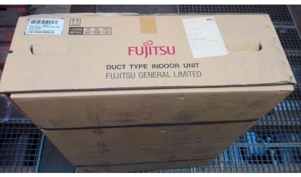 Airconditioner fabr. Fujitsu type AOYG12LALL/1RYG12LLTB. Split system Airconditioner fabr. Fujitsu.Type buitenunit AOYG12LALL. Type binnenunit ARYG12LLTB