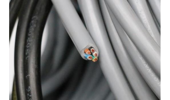 3 diverse restant IT kabel