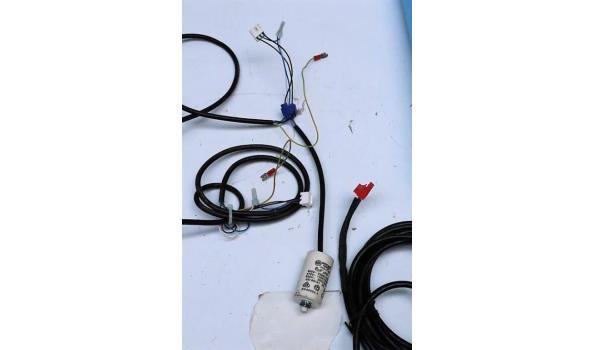 3 zgn kassa bandrolelementen INTERROLL 80C