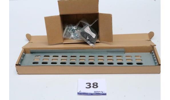 rack railelement APC met bouten CAYMON KS600