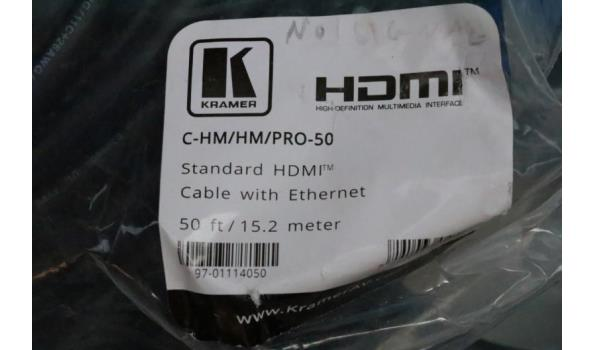 lot div kabels wo hdmi, KRAMER