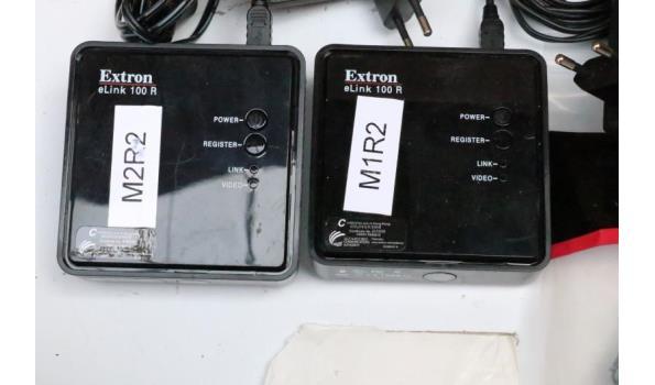 doos inh div kabels, wo vga+audio kabels, Stereo Audio kabels, enz