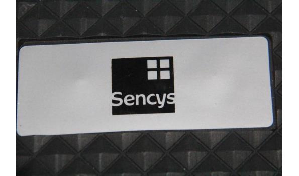 pvc gereedschapskoffertje met inh., SENCYS
