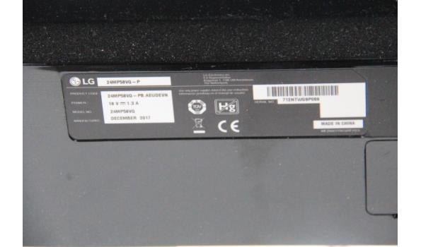 pc DELL, Vostro Intel Core i3, paswoord niet gekend, met tft-scherm LG, klavier plus switch TP-Link, enz