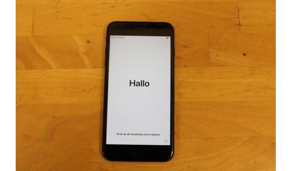 smartphone APPLE, Iphone 7S, zonder lader, beschadigd, paswoord niet gekend, mogelijks Icloud beveiligd