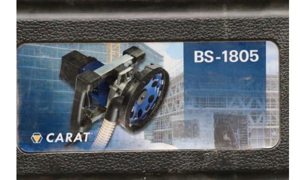 betonslijper CARAT, BS1805, bj 2018