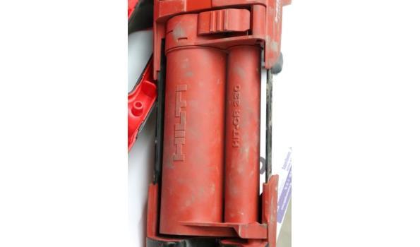 morteldispenser HILTI HDM 300