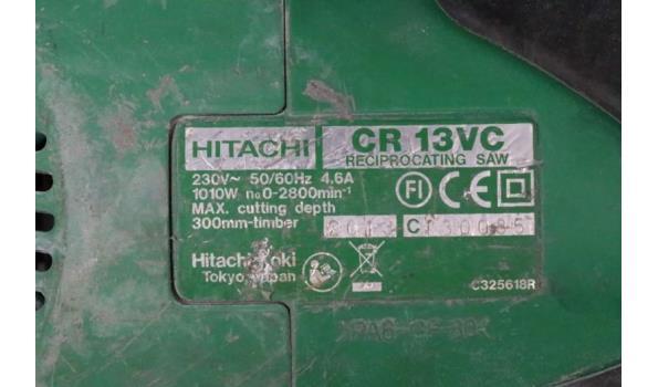 reciprozaagmachine HITACHI CR 13VC, bj 2013