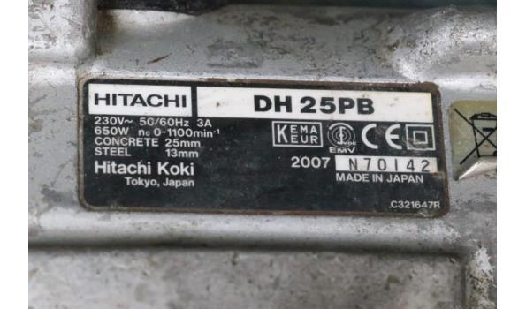 boorhamer HITACHI DH 25PD