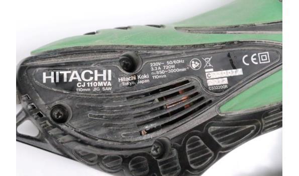 decoupeerzaagmachine HITACHI CJ110MVA