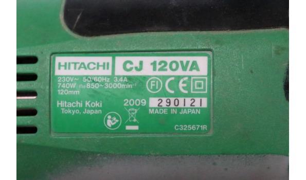 decoupeerzaagmachine HITACHI CJ120VA