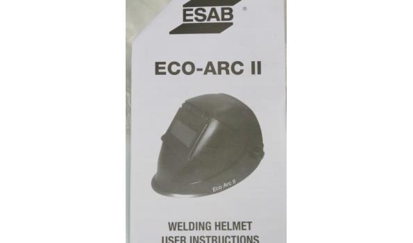 lashelm ESAB plus doos laselectroden