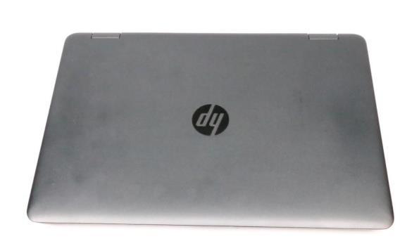 laptop HP Probook 650 G3, Intel Core i5, zonder lader, paswoord niet gekend, beschadigd