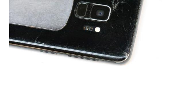 smartphone SAMSUNG, zonder lader, paswoord niet gekend, mogelijks Google account locked, beschadigd