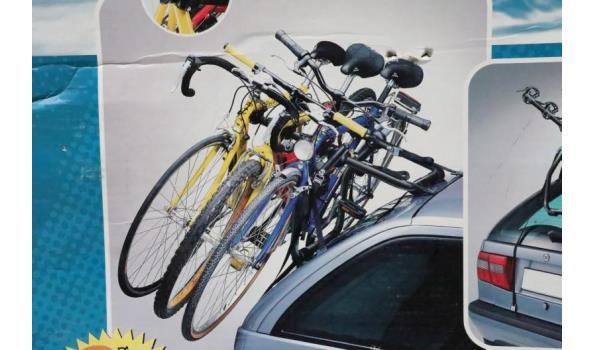 fietsdrager voor auto, CRUISER 3bike