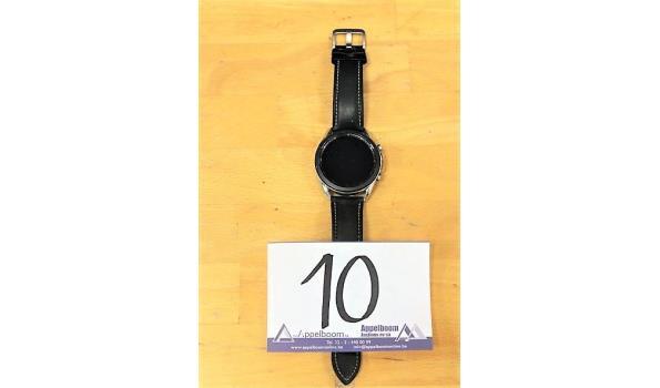 smartwatch SAMSUNG, Galaxy Watch, zonder kabels, werking niet gekend