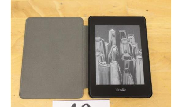 e-reader KINDLE, zonder kabels, werking niet gekend