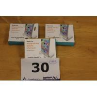 3 dockingstations geschikt voor APPLE, wo Iphone 6