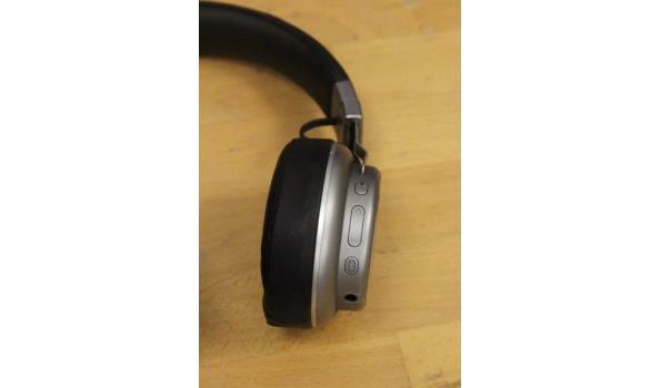 2 div wireless hoofdtelefoons, zonder kabels, werking niet gekend