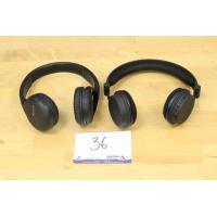 2 div wireless hoofdtelefoons, wo SONY,  zonder kabels, werking niet gekend