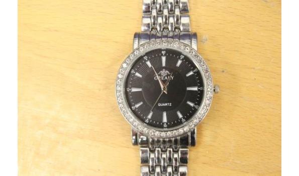 4 div horloges wo TIMEX