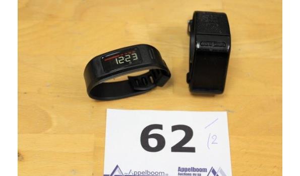 2 div activity trackers/watch, zonder kabels, werking niet gekend