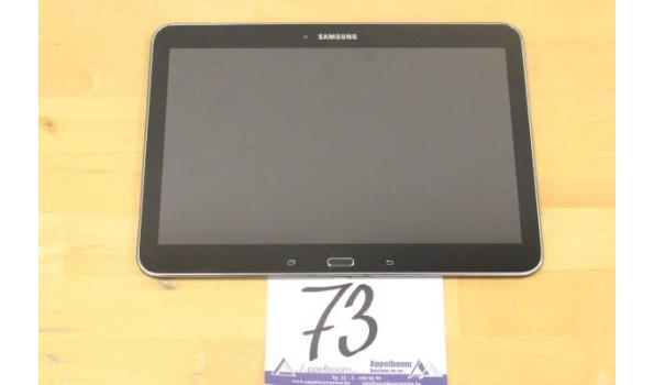tablet PC, SAMSUNG, Galaxy Tab4, 16Gb, zonder kabels, werking niet gekend